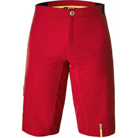 Mavic XA Pro Cycling Shorts Men red